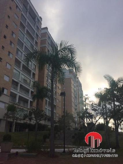 Apartamento Para Venda Em Mogi Das Cruzes, Vila Oliveira, 3 Dormitórios, 3 Suítes, 4 Banheiros, 2 Vagas - Condreserva