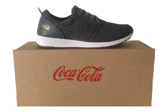 Tênis Feminino Coca Cola Sense