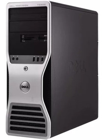 Workstation Dell Precision T5500 Xeon 48gb 320gb Quadro 1800