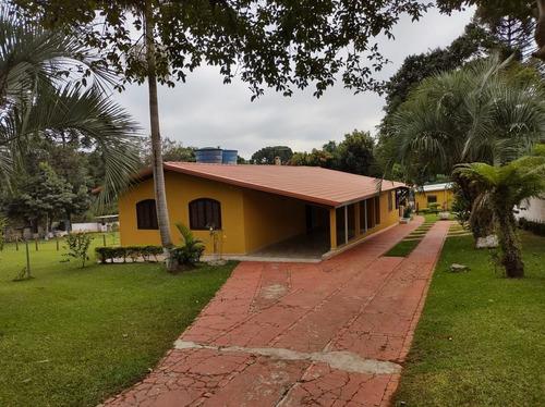 Imagem 1 de 21 de Chácara Com 4 Dormitórios À Venda, 4 M² Por R$ 1.500.000,00 - Contorno - Ponta Grossa/pr - Ch0030