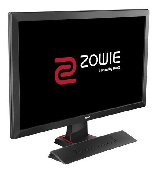 Monitor 24 Lcd-benq-full Hd-widescreen-vga-hdmi-dvi-rl2455