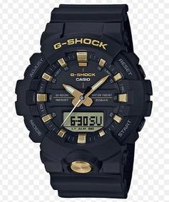 Relogio Casio G-shock Ga-810b-1a9 Caixa Menor Ga-800-1