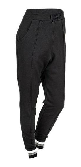 Pantalon Reebok Classics Neg De Mujer