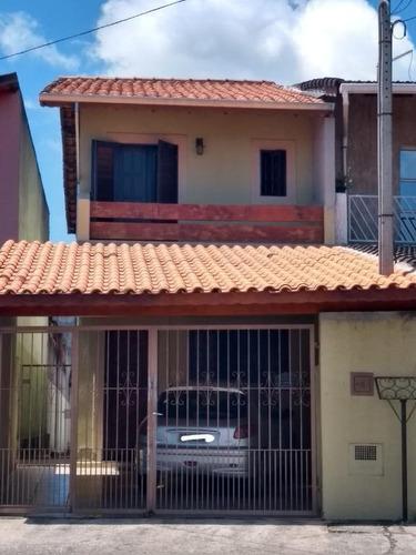 Sobrado Com 2 Dormitórios À Venda, 150 M² Por R$ 359.000,00 - Jardim São Pedro - Mogi Das Cruzes/sp - So0172
