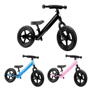 Bicicleta Equilibrio Sin Pedales Niños Colores / Lhua Store