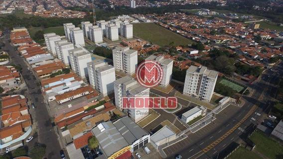 Apartamento À Venda, 55 M² Por R$ 152.500,00 - Piracicamirim - Piracicaba/sp - Ap2667