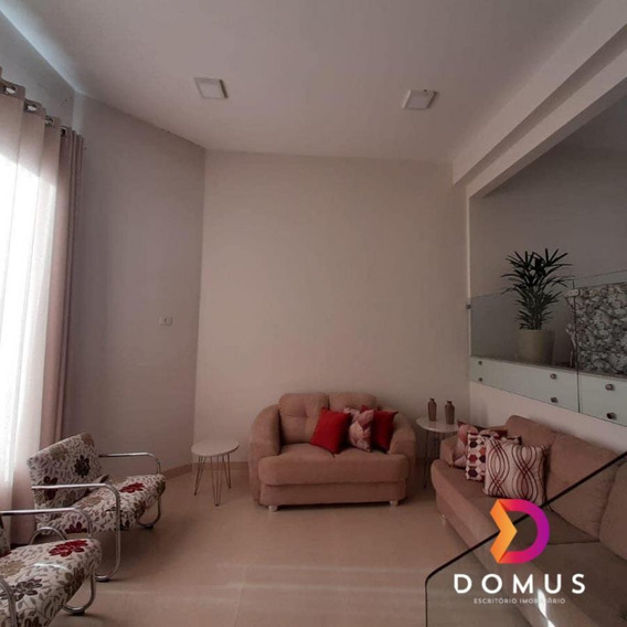 Casa Para Venda Em Presidente Prudente, Jardim Bongiovani, 3 Dormitórios, 1 Suíte, 3 Banheiros, 2 Vagas - _2-1074399