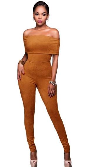 Sexy Elegante Jumpsuit Enterizo Romper 64198