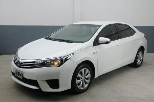 Toyota Corolla Cvt Xli  2014