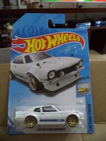 Hw - Ford Maverick Branco, Lacrado No Blister!!