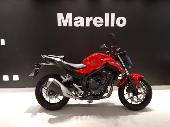 Honda Cb 500f Kawasaki Z400 Yamaha Mt03