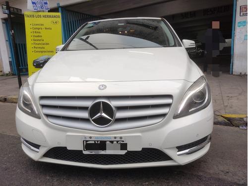 Imagen 1 de 15 de Mercedes-benz Clase B 2013 1.6 B200 City 156cv W246