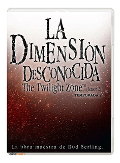 La Dimension Desconocida Segunda Temporada 2 Serie Dvd 60