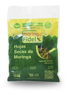 Hojas Secas De Moringa X20g