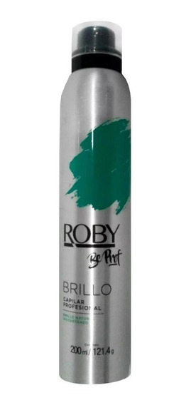 Spray Brillo Natural Capilar Roby - Issue X 200ml
