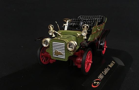 Miniatura 1907 Cadillac Model M-yatming-esc.1/32-(10297)