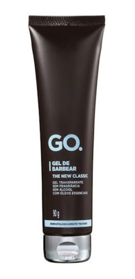 Gel De Barbear The New Classic Go 90g