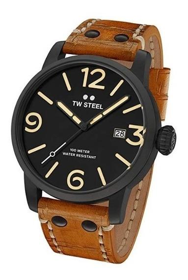 Reloj Tw Steel Ms31 Maverick - Usado - Correa Original Nueva