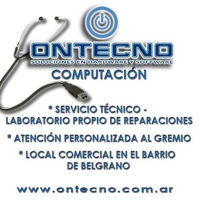 Servicio Técnico Reparación Notebook - Tablet - Pc - Mother