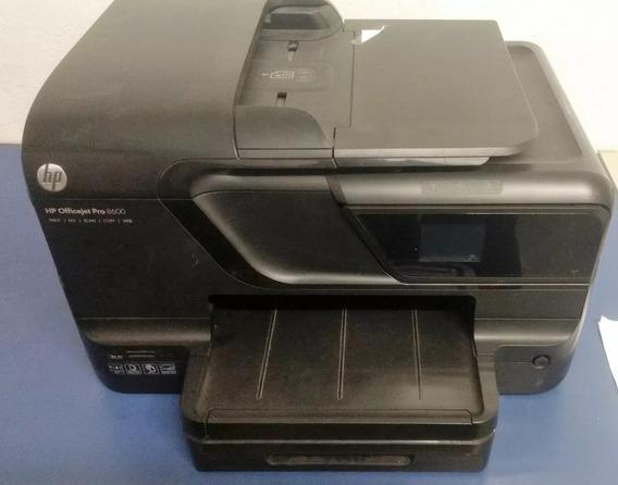 Mulçtifuncional Hp 8600 Com Defeito 2 Vendidas
