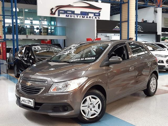 Chevrolet Onix Lt 1.0 Flex Manual 2014 Completo Novíssimo!