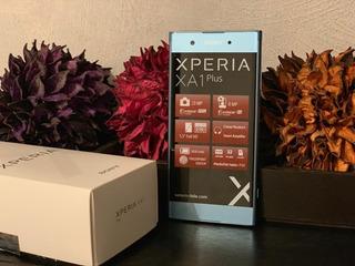 Sony Xperia Xa1 Plus - Smartphone Telcel