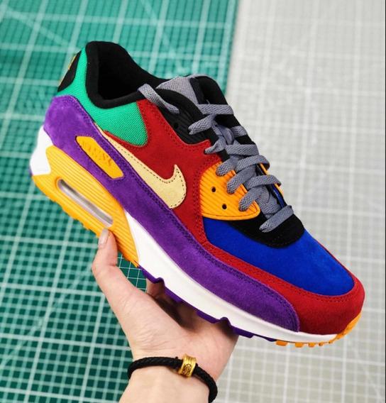 Zapatillas Nike Air Max 90 Tricolor