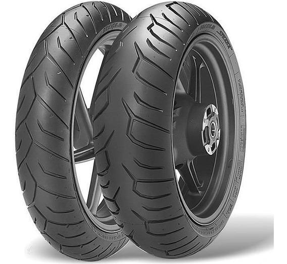 Par Pneu Cb 500x 500f Cbr500r Nc 700x 750x Pirelli D. Strada