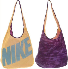Bolso Deportivo Nike Mujer Morral Maletin Reversible Dama