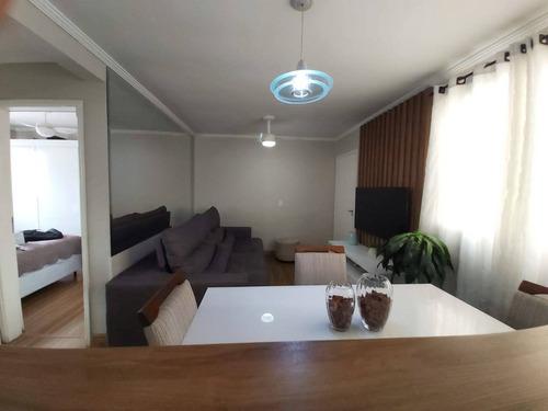 Imagem 1 de 15 de Apartamento Com 2 Dormitórios À Venda No Bairro Vila Industrial - 26
