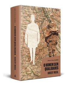 Livro O Homem Sem Qualidades (biblioteca Áurea) - Capa Dura