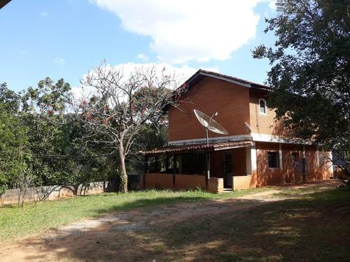 Chácara Com 3 Dormitórios À Venda, 9855 M² Por R$ 500.000,00 - Estância Santa Maria Do Portão - Atibaia/sp - Ch0009