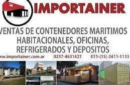 Quinta Contenedor Casa Campo Estadia 34