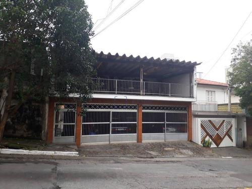 Imagem 1 de 15 de Casa Com 4 Dormitórios À Venda, 280 M² Por R$ 1.500.000,00 - Vila Mariana - São Paulo/sp - Ca0990