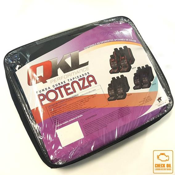 Funda Cubre Tapizados Asientos Kit Completo Reforzado Auto