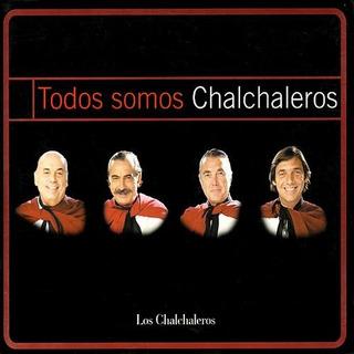 Cd Los Chalchaleros Todos Somos 2 Cds Open Music D-