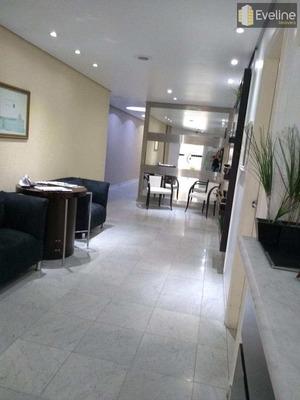 Edifício Polaris Residence Service - Flat Para Alugar - Mogi - A780
