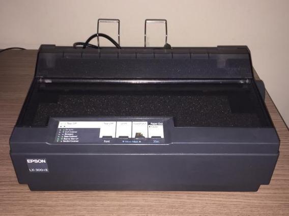 Impressora Matricial Epson Lx 300 + Ii