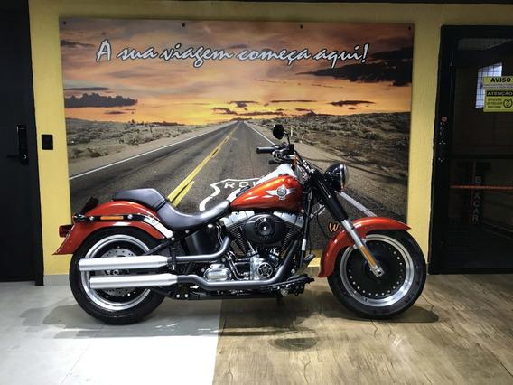Harley Davidson Fat Boy Special 2013