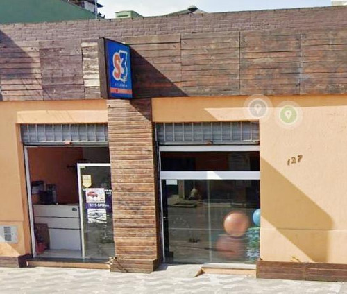 Salão Comercial Para Locação Em Suzano, Vila Costa, 1 Banheiro - Sl003_1-1848637