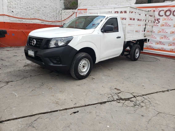 Nissan Np300 2.5 Estacas Dh Pack Seg Mt 2018