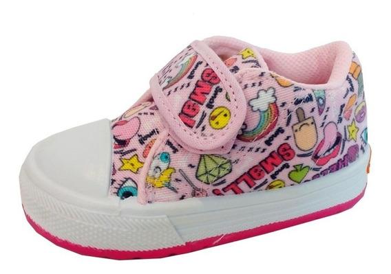 Zapatillas Botitas Nenas Bebe Amy Small (0126)
