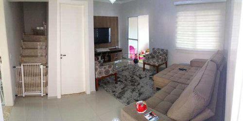 Imagem 1 de 12 de Bella Colonia Casa Planejada 100m² 3 Dorms 1 Suíte 2 Vagas - V5696