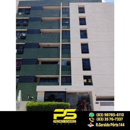(oportunidade) Apartamento No Tambauzinho Com 2 Quartos Sendo 1 Suíte - Ap2000