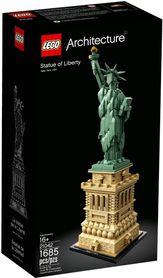 Lego Architecture: Estatua De La Libertad