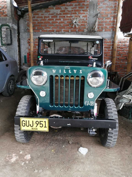 Jeep Willys Williz Modelo 59