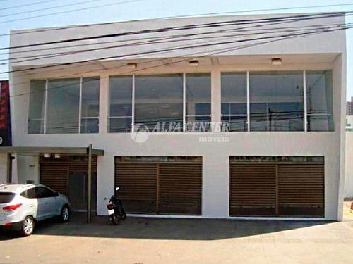 Prédio Para Alugar, 552 M² Por R$ 12.950,00/mês - Vila Rosa - Goiânia/go - Pr0054