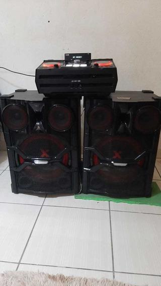 Mine System LG Xbom 2.600w Rms