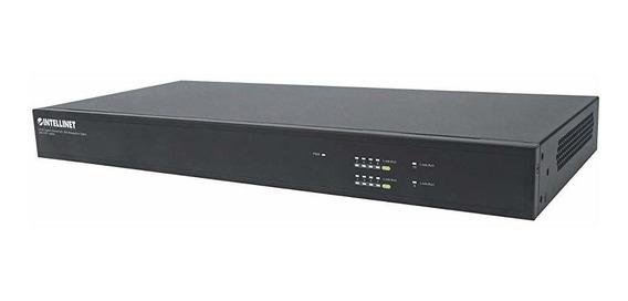 Switch Intellinet 16-port Gigabit Ethernet Poe+ Layer2+ We ®