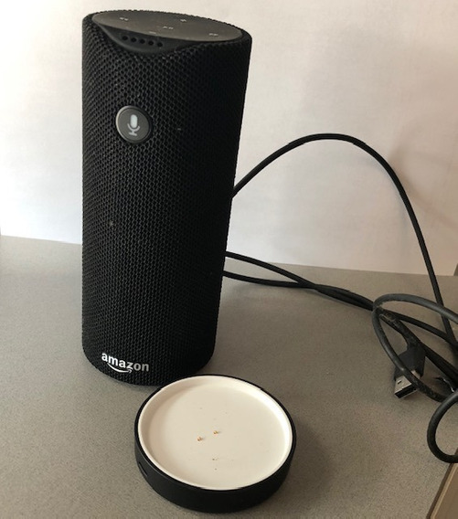 Amazon Tap Alexa Caixa De Som Bluetooth Portátil